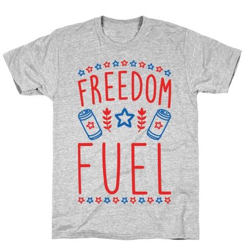 Freedom Fuel Mens/Unisex T-Shirt