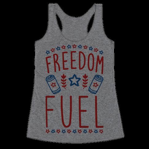 Freedom Fuel Racerback Tank Top