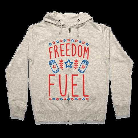 Freedom Fuel Zip Hoodie