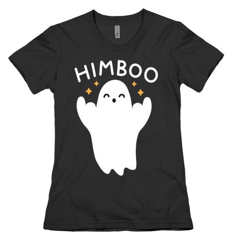Himboo Ghost Himbo Womens T-Shirt