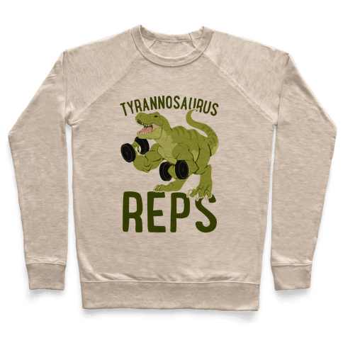 Tyrannosaurus Reps Pullover