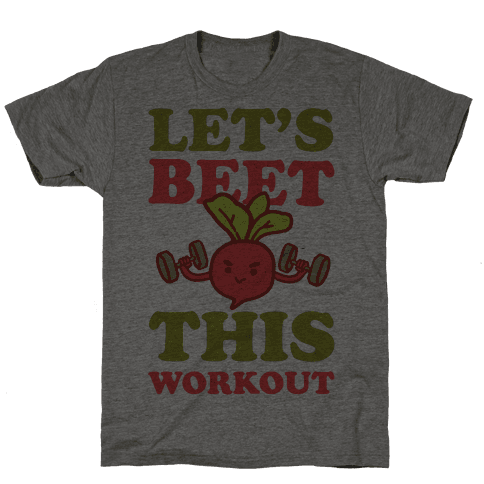 Let's Beet This Workout