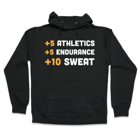 +10 Sweat Hooded Sweatshirt