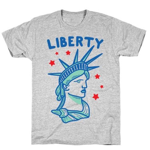 Liberty & Justice 1 T-Shirt