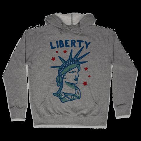 Liberty & Justice 1 Hooded Sweatshirt