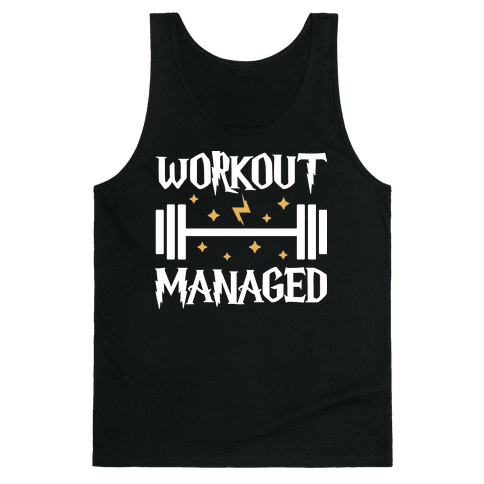 Workout Managed Tank Top