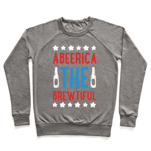 Abeerica The Brewtiful Pullover