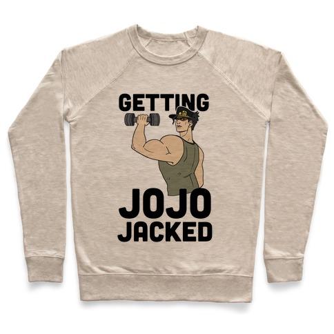 Getting Jojo-Jacked Pullover