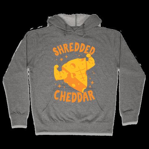 Shredded Cheddar Hooded Sweatshirt