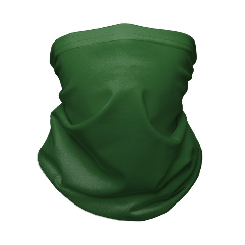 Evergreen Gradient Neck Gaiter