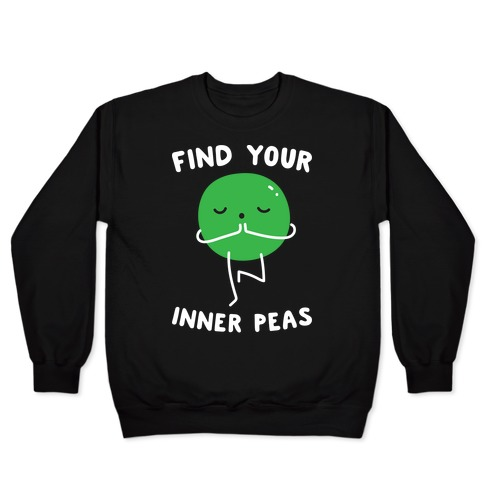 Find Your Inner Peas Pullover