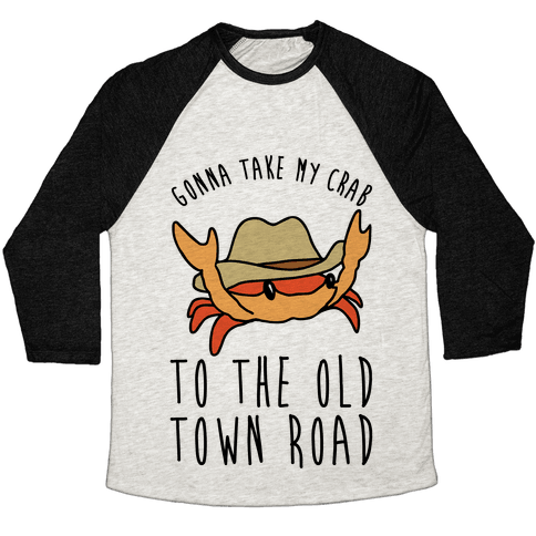 Gonna Take My Crab To The Old Town Road Parody
