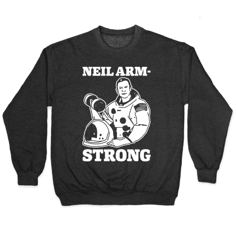 Neil Arm-Strong Lifting Pullover