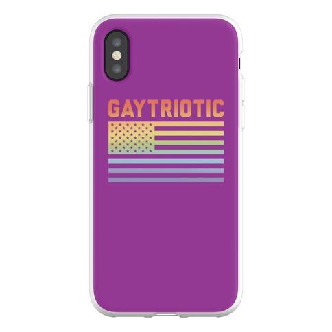 Gaytriotic Phone Flexi-Case