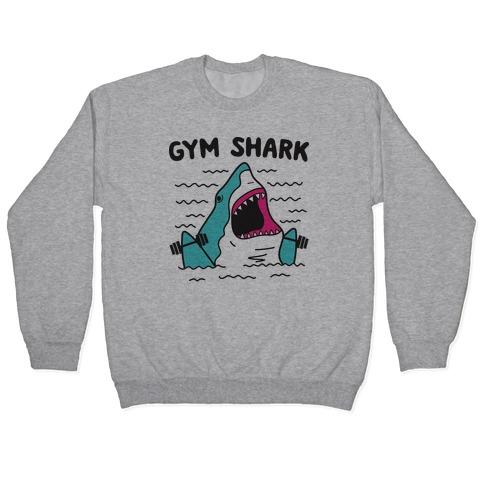 Gym Shark Pullover