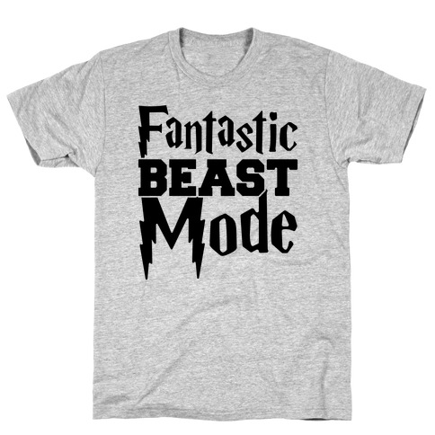 Fantastic Beast Mode Parody T-Shirt