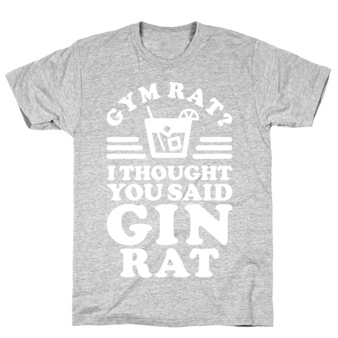 Gin Rat T-Shirt