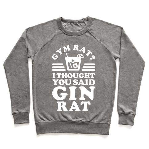Gin Rat Pullover