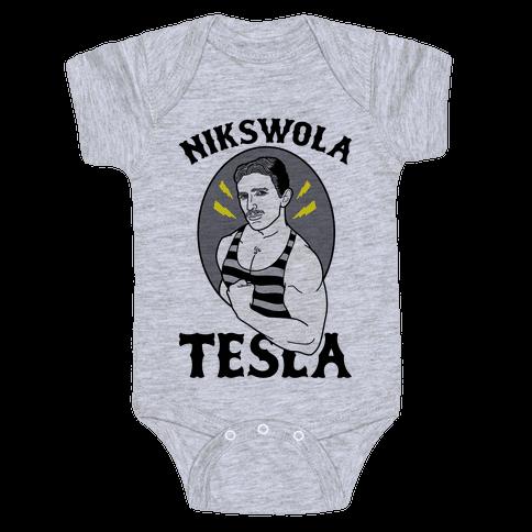 Nikswola Tesla Baby Onesy