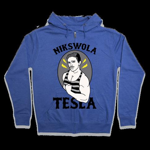 Nikswola Tesla Zip Hoodie