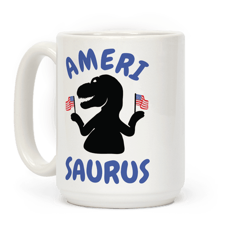 Amerisaurus Coffee Mug