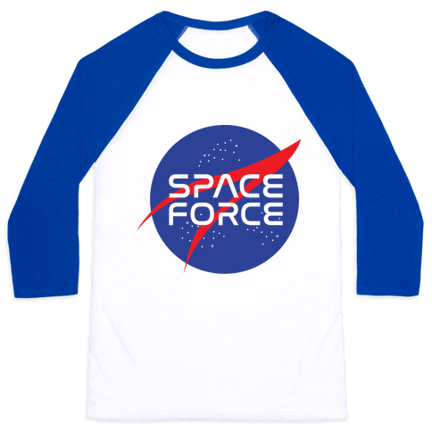Space Force Parody Baseball