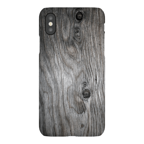 Wood Grain iPhone Case Phone Case