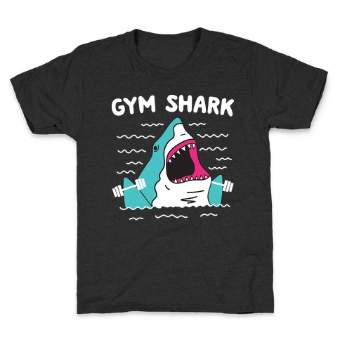 Gym Shark Kids T-Shirt