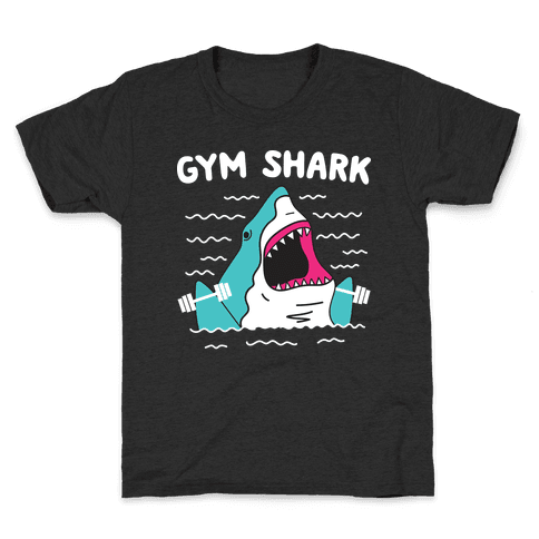 Gym Shark Kids T-Shirt