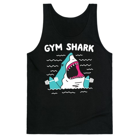 Gym Shark Tank Top