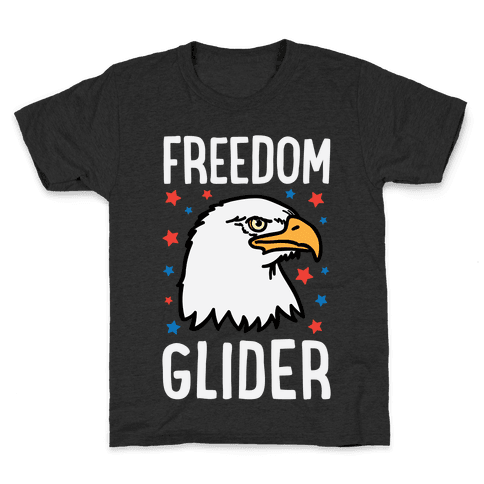 Freedom Glider Kids T-Shirt