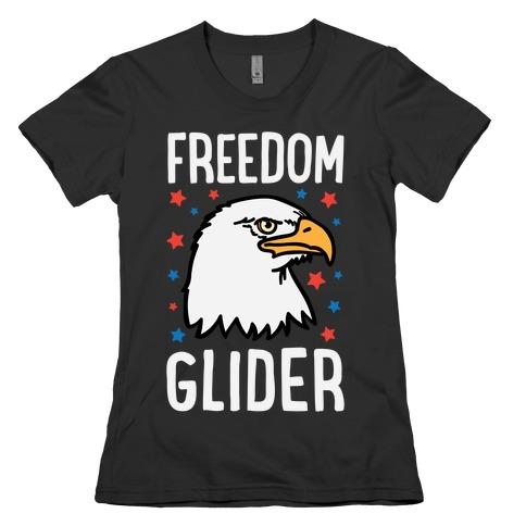 Freedom Glider Womens T-Shirt