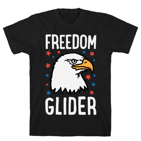 Freedom Glider Mens/Unisex T-Shirt
