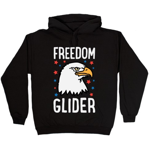 Freedom Glider Hooded Sweatshirt