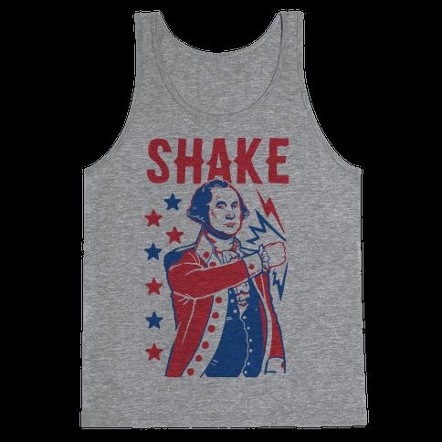 Shake & Bake: George Washington Tank Top