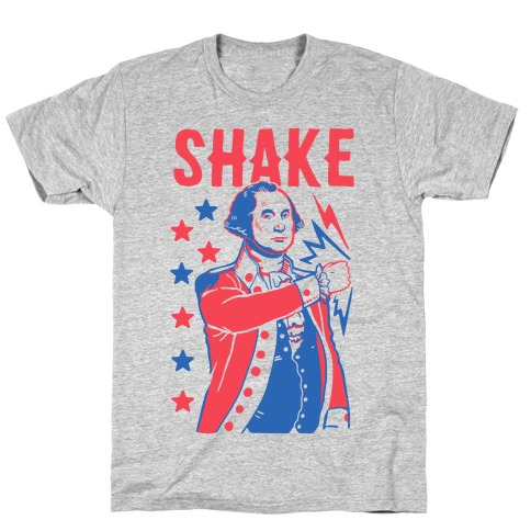 Shake & Bake: George Washington T-Shirt
