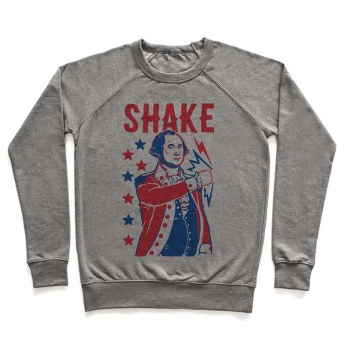 Shake & Bake: George Washington Pullover
