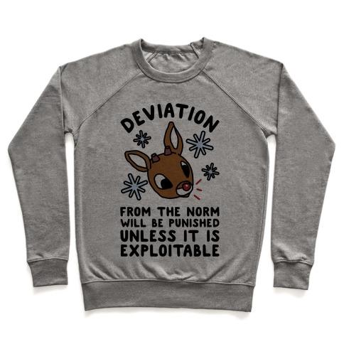 Deviation Rudolf Pullover