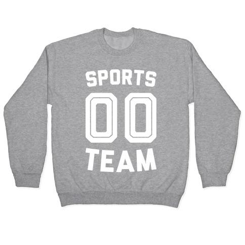 Sports 00 Team (White) Pullover