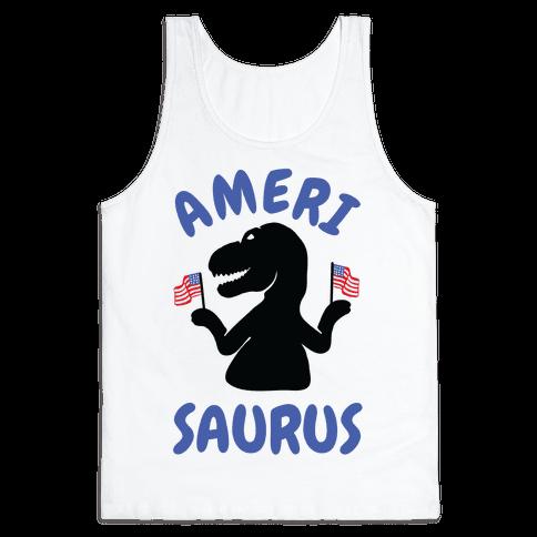 Amerisaurus Tank Top