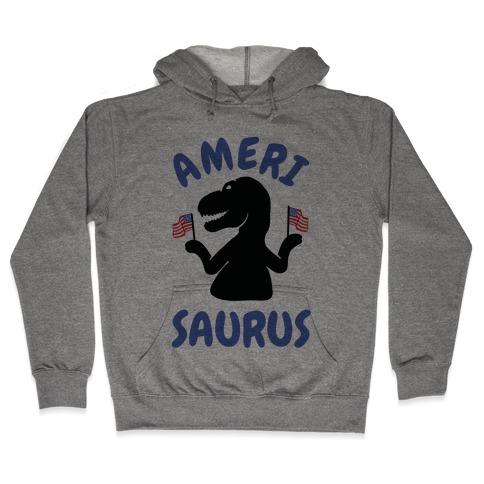Amerisaurus Hooded Sweatshirt