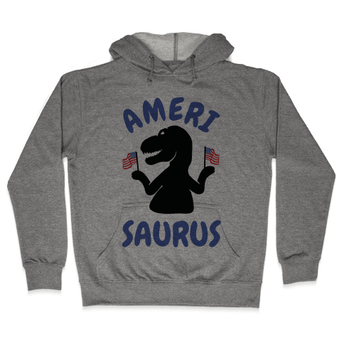 Amerisaurus Hooded Sweatshirt
