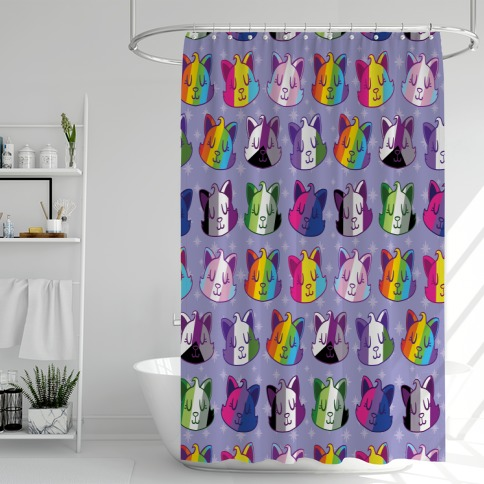 Shower Curtain Test Shower Curtain