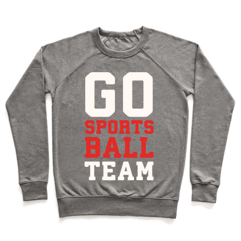Go Sports Ball Pullover