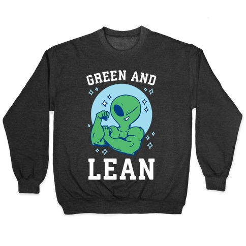 Green and Lean Pullover
