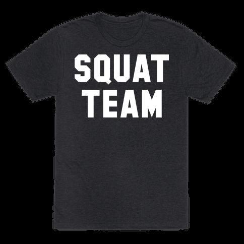 Squat Team Tee