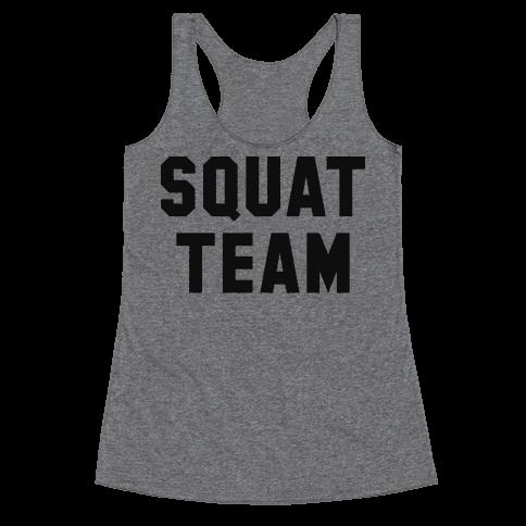 Squat Team