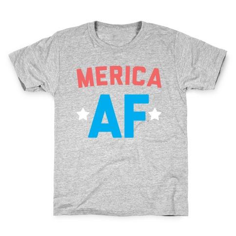 Merica AF Kids T-Shirt