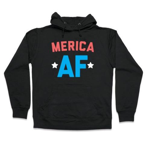Merica AF Hooded Sweatshirt