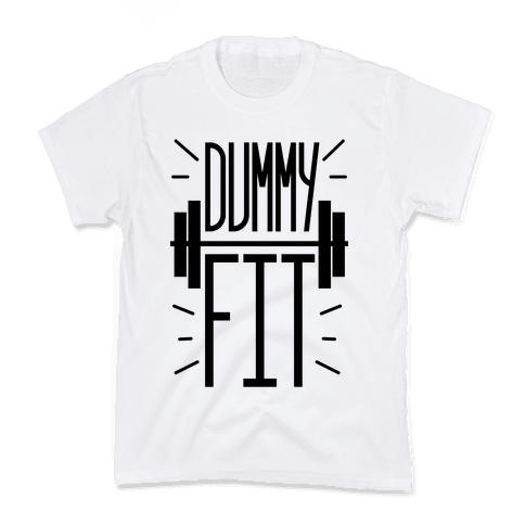 Dummy Fit Kids T-Shirt